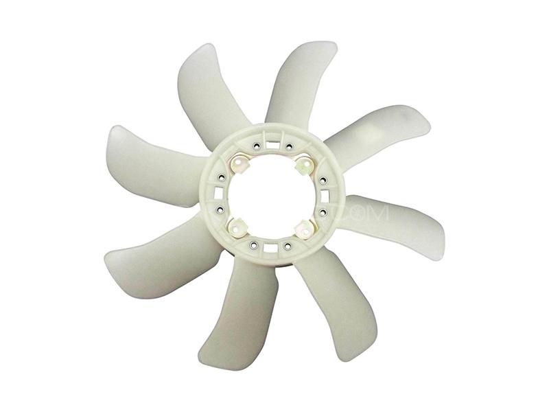 Suzuki Swift Cooling Fan Blade 1pc Image-1