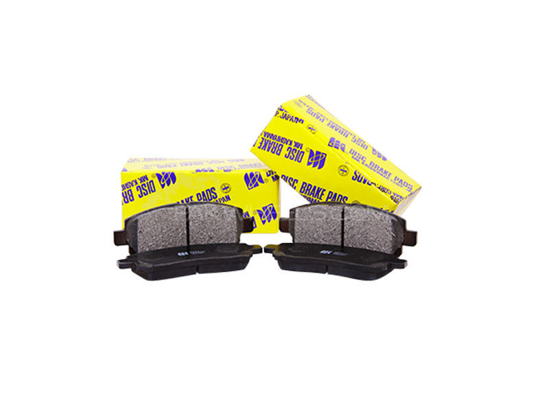 Faw V2 MK Front Brake Pads Image-1