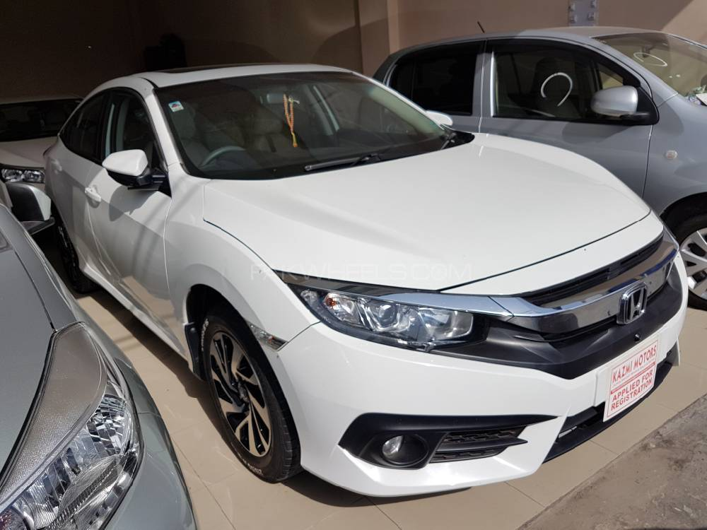 honda civic oriel 1 8 i vtec cvt 2017 for sale in lahore pakwheels. Black Bedroom Furniture Sets. Home Design Ideas