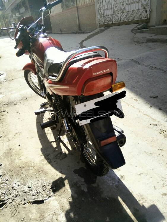 Honda Pridor 2013 Image-1
