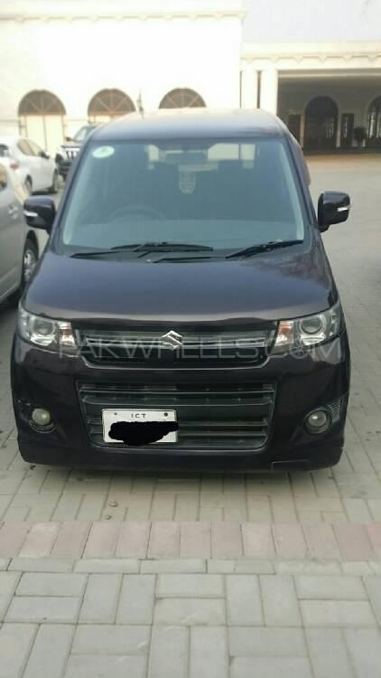 Suzuki Wagon R Stingray Limited II 2011 Image-1