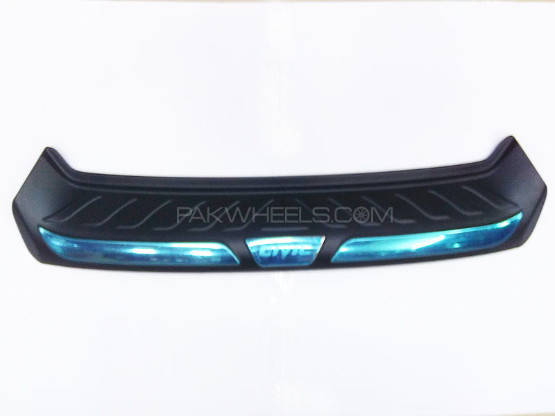 Honda Civic Rear Bumper Guard Plain - 2016-2018 in Lahore
