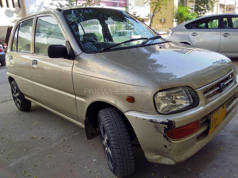 Daihatsu Cuore CX Ecomatic 2010 Image-1