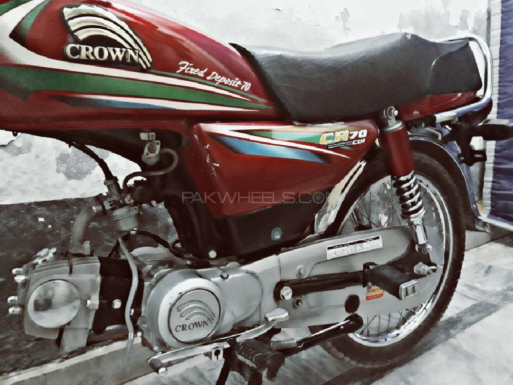 Crown CRLF 70cc Euro ll 2017 Image-1