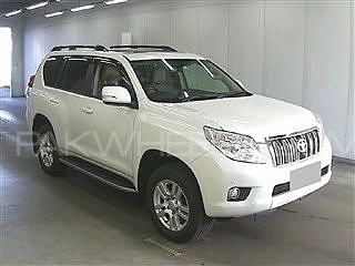 Toyota Prado TZ G 4.0 2012 Image-1