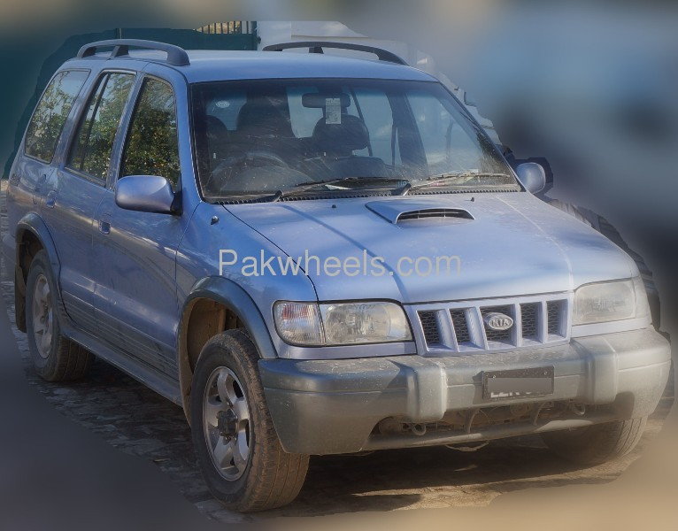 KIA Sportage 2004 for sale in Islamabad | PakWheels