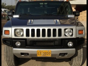 Hummer H2 6 2 V8 Luxury 2008 For In Karachi