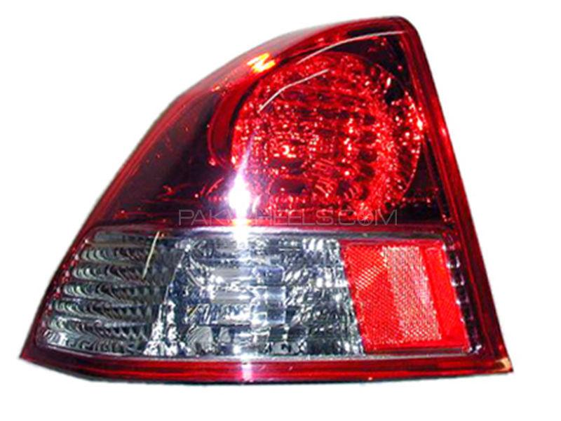 Honda Civic TYC Back Lamp 2004-2005 - 1 Pc LH Image-1