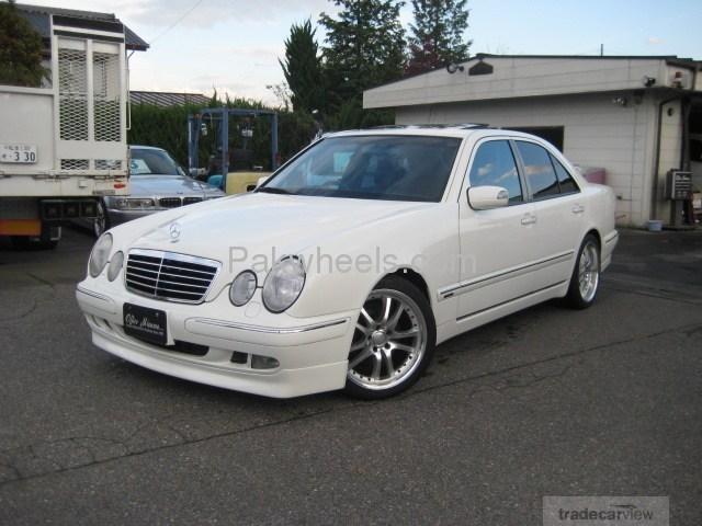 Mercedes benz e class e320 2002 for sale in karachi for 2002 mercedes benz e320