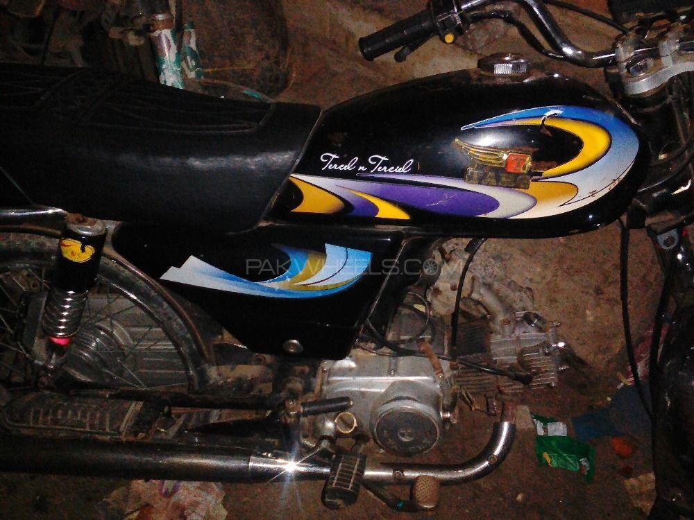 Chinese Bikes 70 2011 Image-1