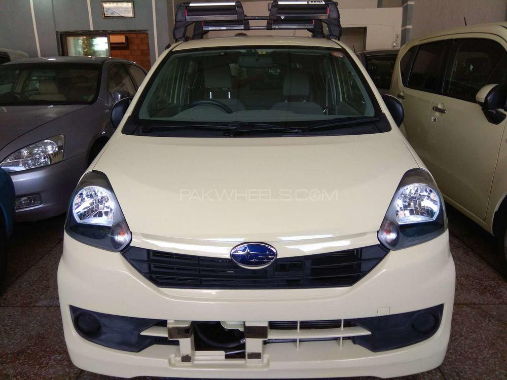 Subaru Pleo L LIMITED 2014 Image-1