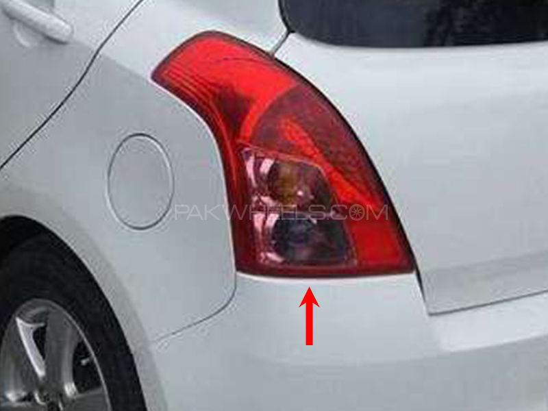 Suzuki Swift TYC Back Lamp 2010 - 1 Pc LH Image-1