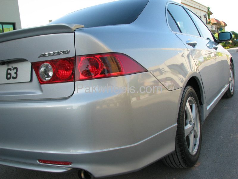 Bobang Wire Honda Accord Cl9 2003 For Sale In Lahore Pakwheels