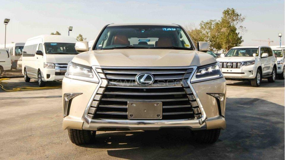 Lexus LX Series LX570 2016 In Transit for sale | PakWheels