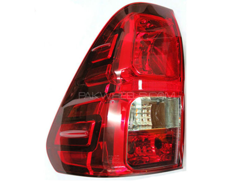 Toyota Hilux TYC Back Lamp 2016 - 1 Pc LH Image-1