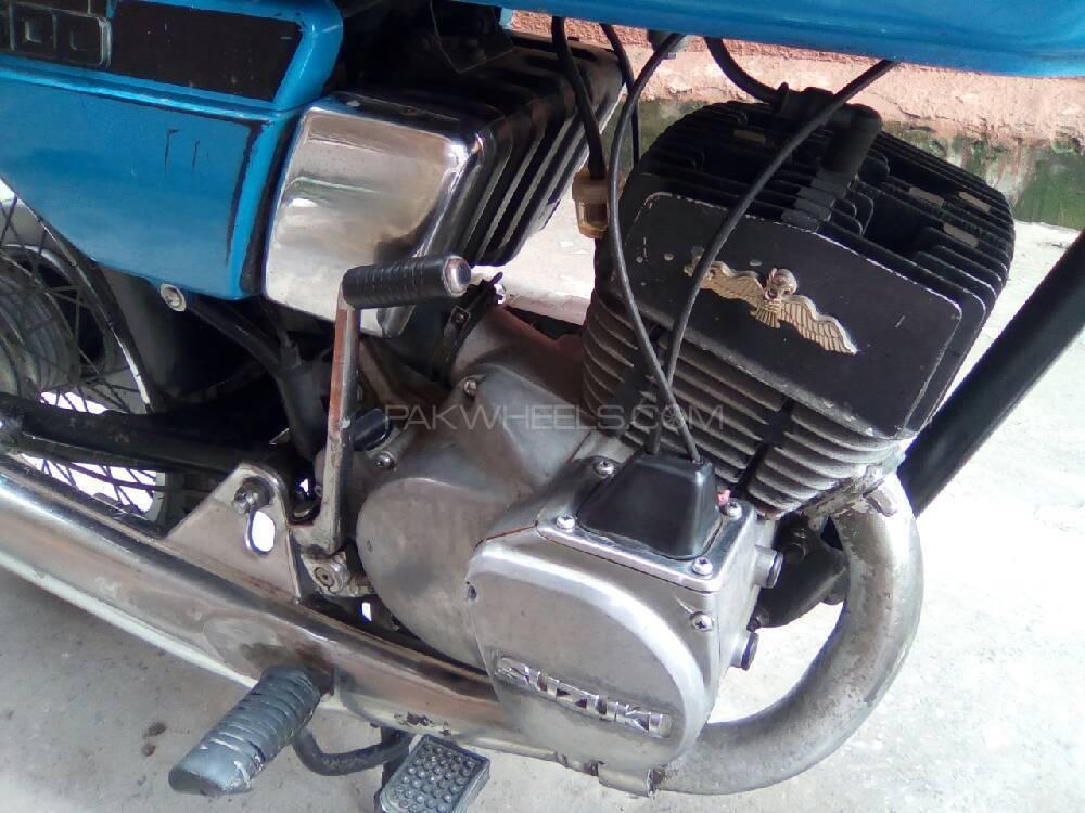 Suzuki GP 100 1984 Image-1