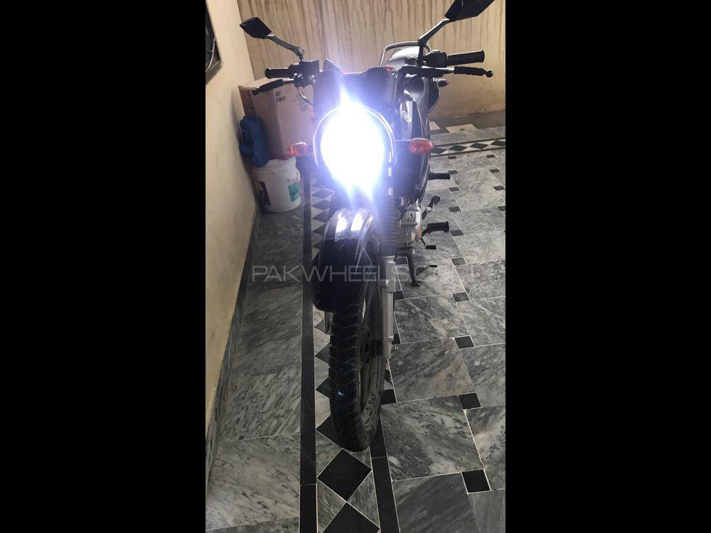 Yamaha YBR 125G 2016 Image-1