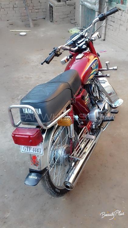 Yamaha YD-100 Junoon 2000 Image-1