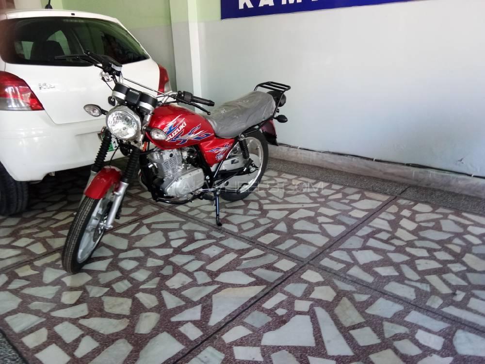 Suzuki GS 150 2018 Image-1