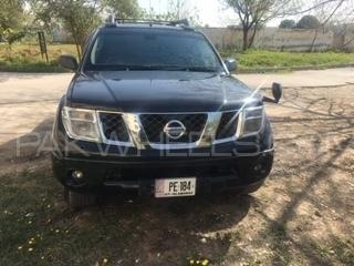 Nissan Navara 2005 Image-1