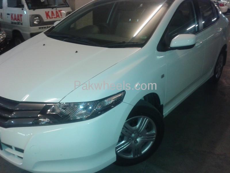 Honda City i-VTEC 2013 Image-8