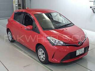 Toyota Vitz Jewela Smart Stop Package 1.0 2015 Image-1