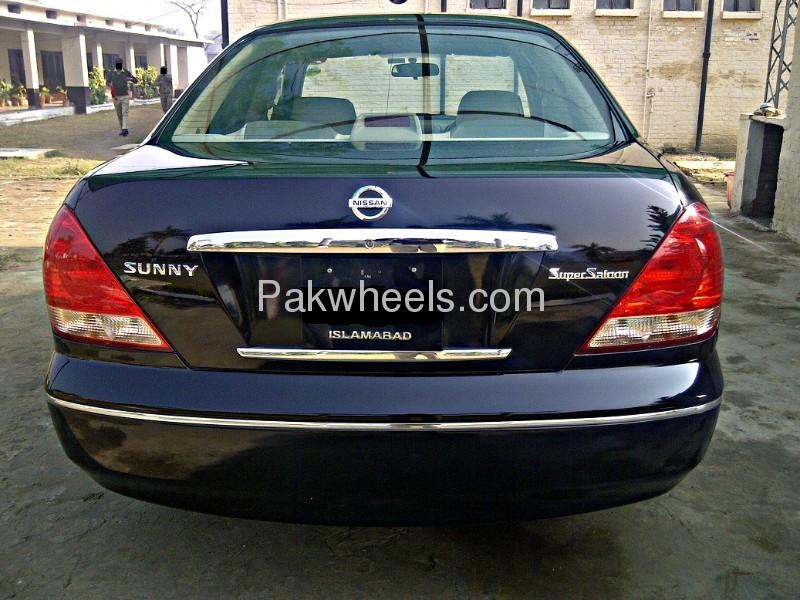 Nissan Sunny Super Saloon 1.6 2012 Image-2