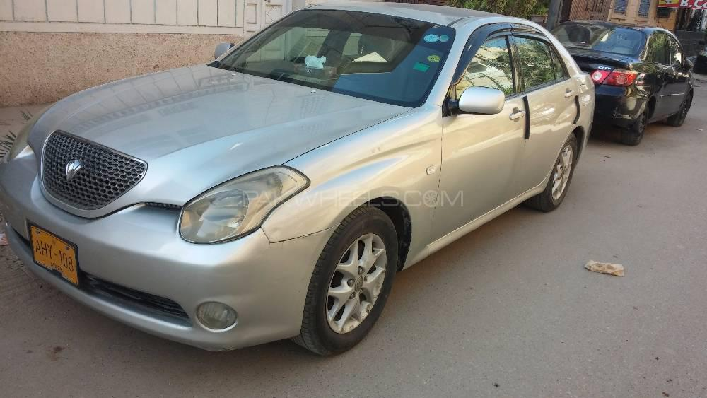 Toyota Verossa 2002 Image-1