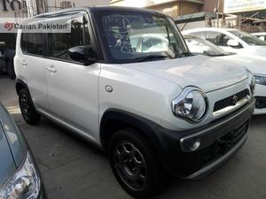 Used Suzuki Hustler G 2014