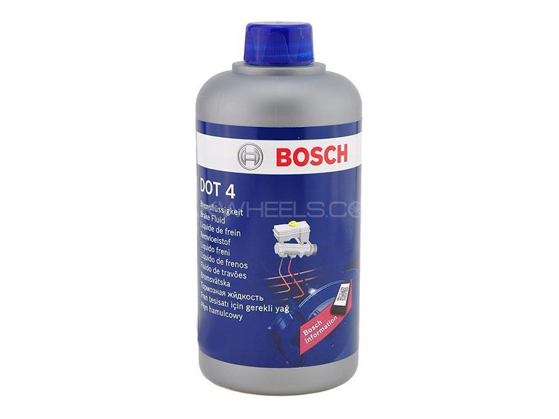 Bosch Dot 4 Brake Fluid 250ml Image-1