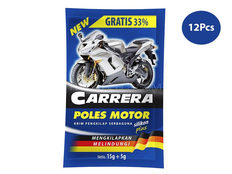Carrera Motorcycle Polish 20 GR - 12pcs in Lahore