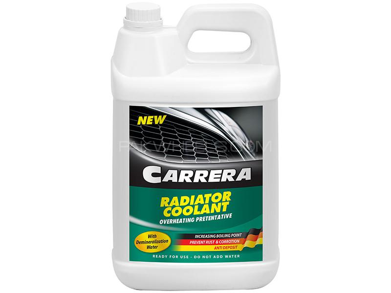 CARRERA Radiator Coolant - 5L Image-1