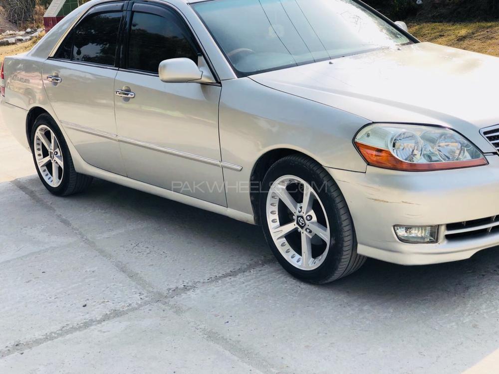 Toyota Mark II Grande 2.0 2002 Image-1