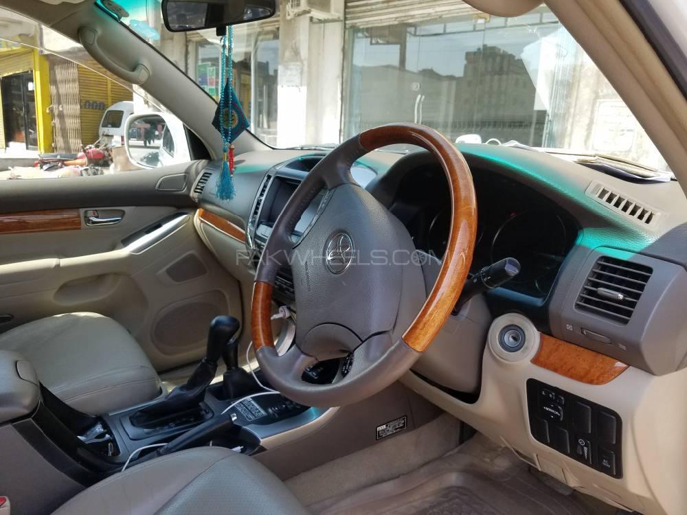 Toyota Prado TZ G 3.4 2004 Image-1