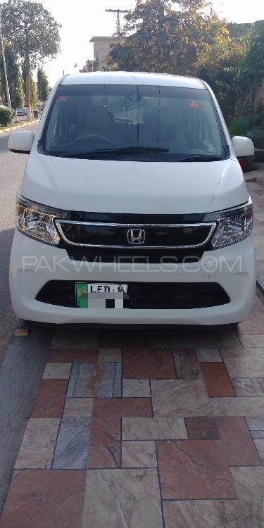 Honda N Wgn G A Package 2014 Image-1