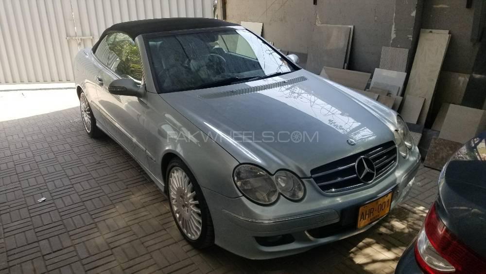 Mercedes Benz CLK Class 2006 Image-1
