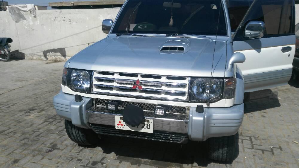 Mitsubishi Pajero Exceed Automatic 2.8D 1995 Image-1