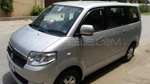 Suzuki APV GLX (CNG) 2013 Image-1