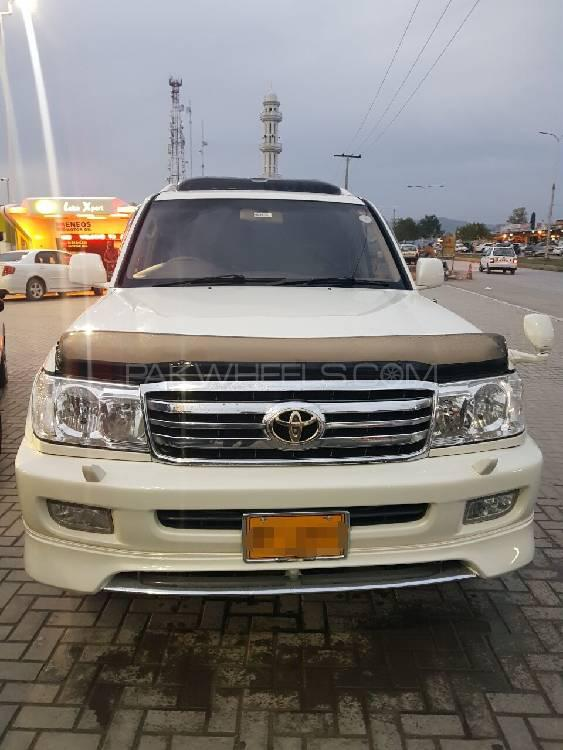 Toyota Land Cruiser VX Limited 4.7 2000 Image-1