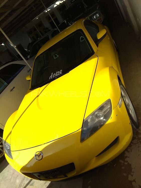Mazda Atenza Sport 2003 Image-1