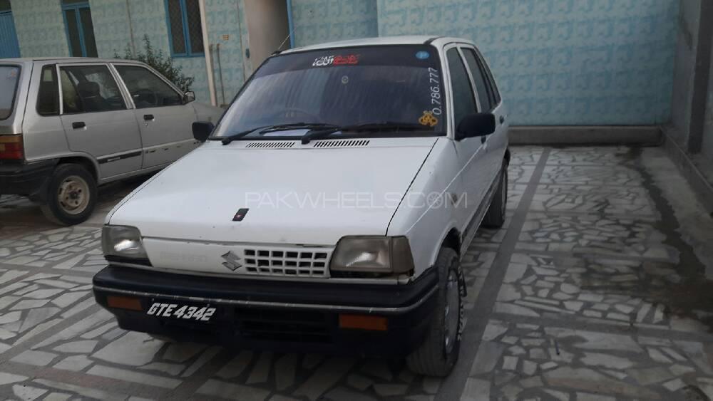Suzuki Mehran VX 1996 Image-1