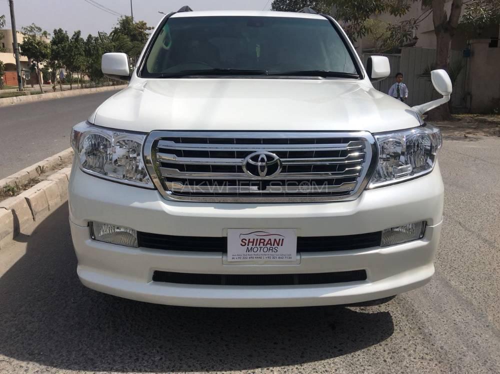 Toyota Land Cruiser AX 2011 Image-1