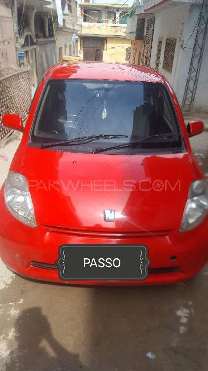 Toyota Passo 2006 Image-1