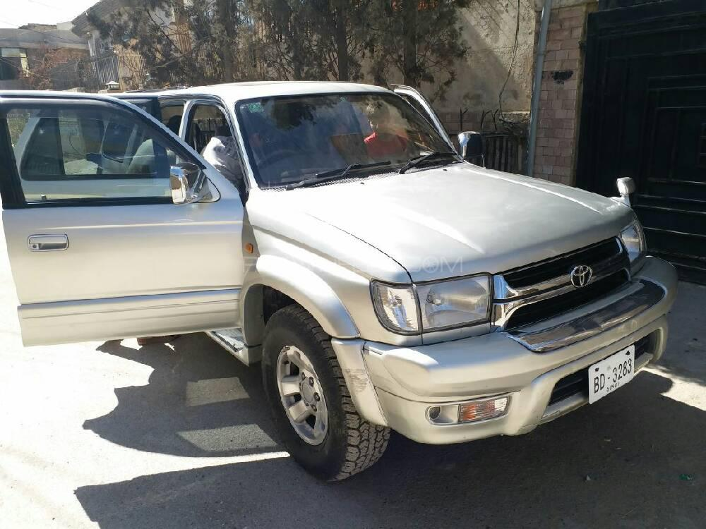 Toyota Surf SSR-X 3.4 2000 Image-1
