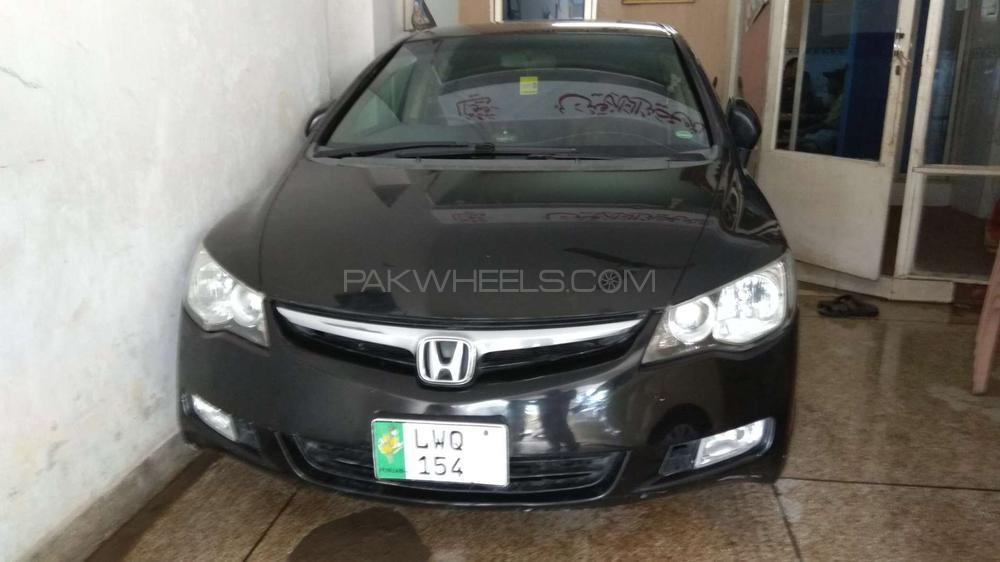 Honda Civic VTi Prosmatec 1.8 i-VTEC 2006 Image-1