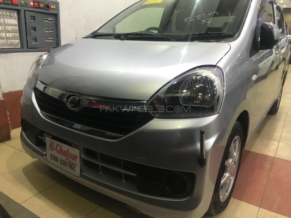 Daihatsu Mira X 2015 Image-1