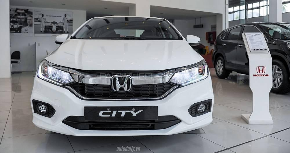 Honda City 2018 Image-1