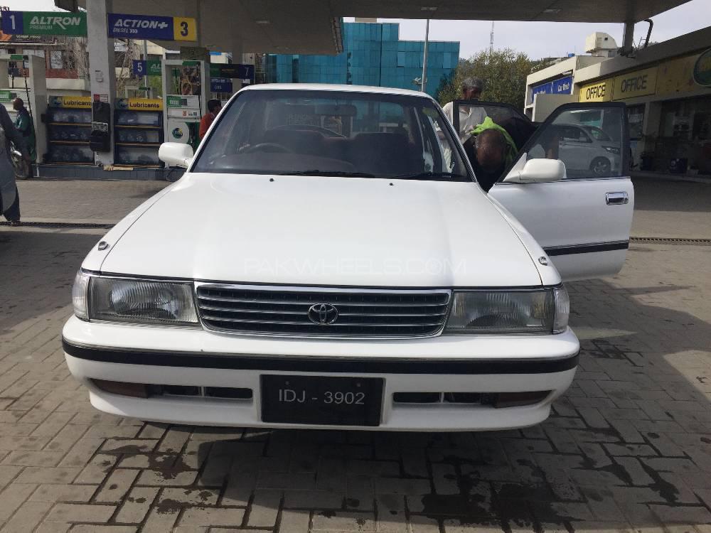 Toyota Cressida 1992 Image-1