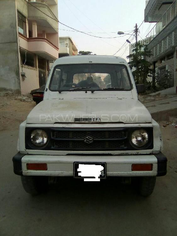 Suzuki Potohar 2007 Image-1