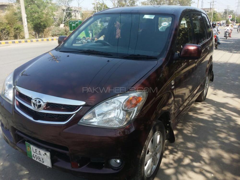 Toyota Avanza Standard 1.5 2011 Image-1